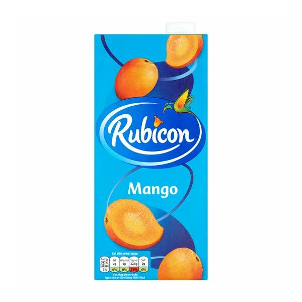Rubicon mangó juice 288 ml