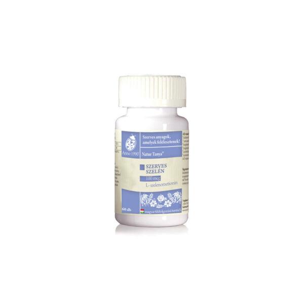 Natur Tanya® Szerves szelén 60 db