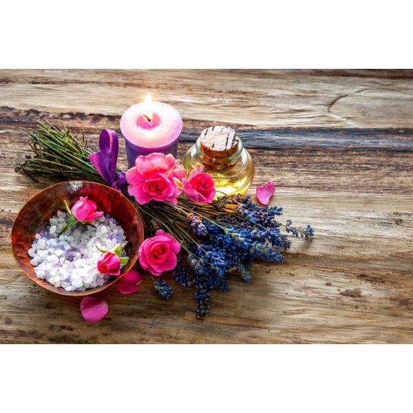 Virágillat parfümolaj (rózsa-levendula-vadrózsa) 20 ml