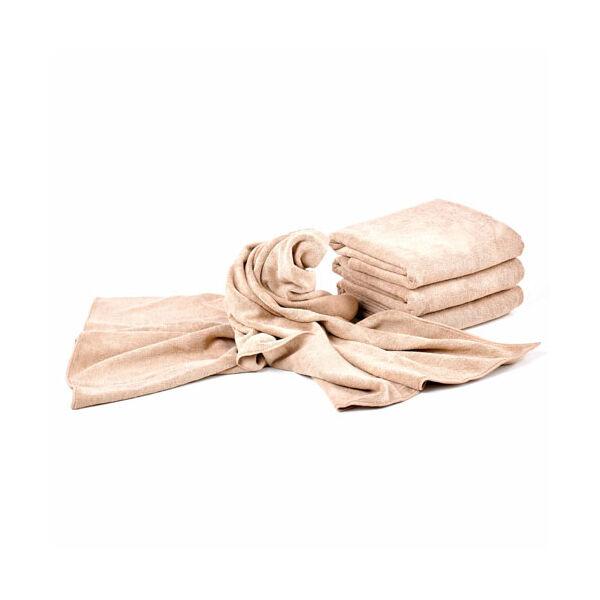 Fürdőlepedő kávébarna (világos barna) - Vixi