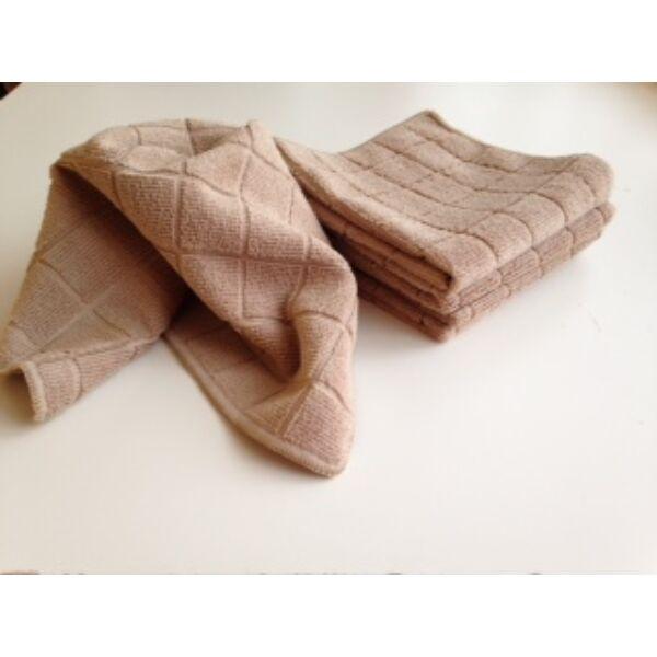 Konyhai törlőkendő tejeskávé (világosbarna) - Vixi