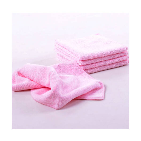 Kozmetikai kendő rózsaszín - Vixi
