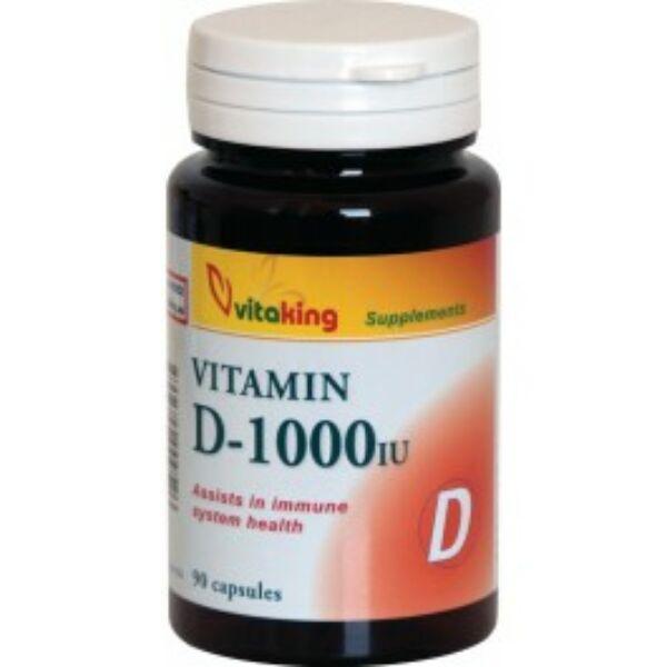 D-1000 vitamin 90 db - Vitaking