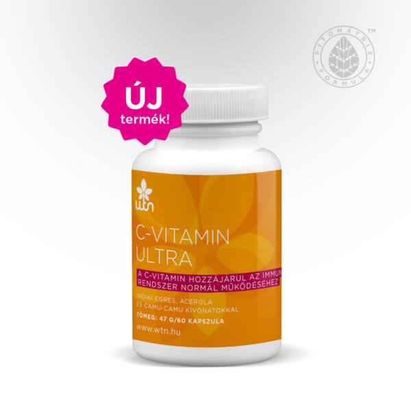 C-vitamin ultra 60 db - Wise Tree Naturals