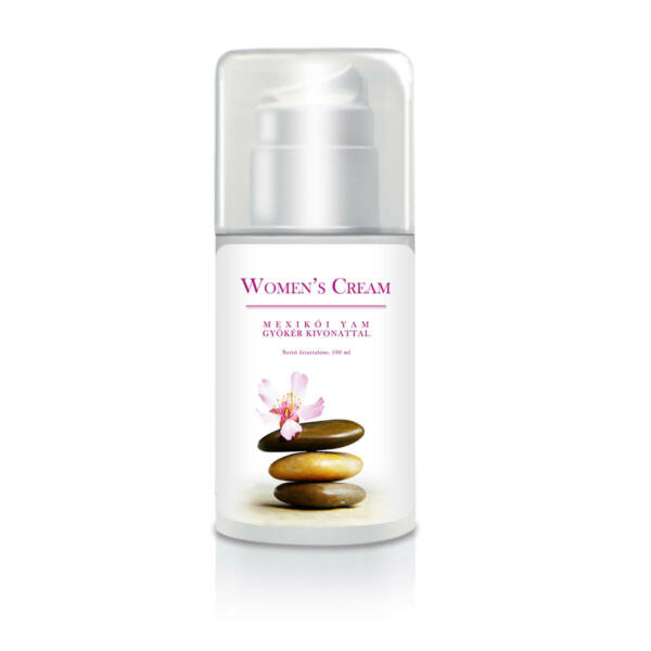Women's Cream 100 ml - Az eredeti norvég női krém